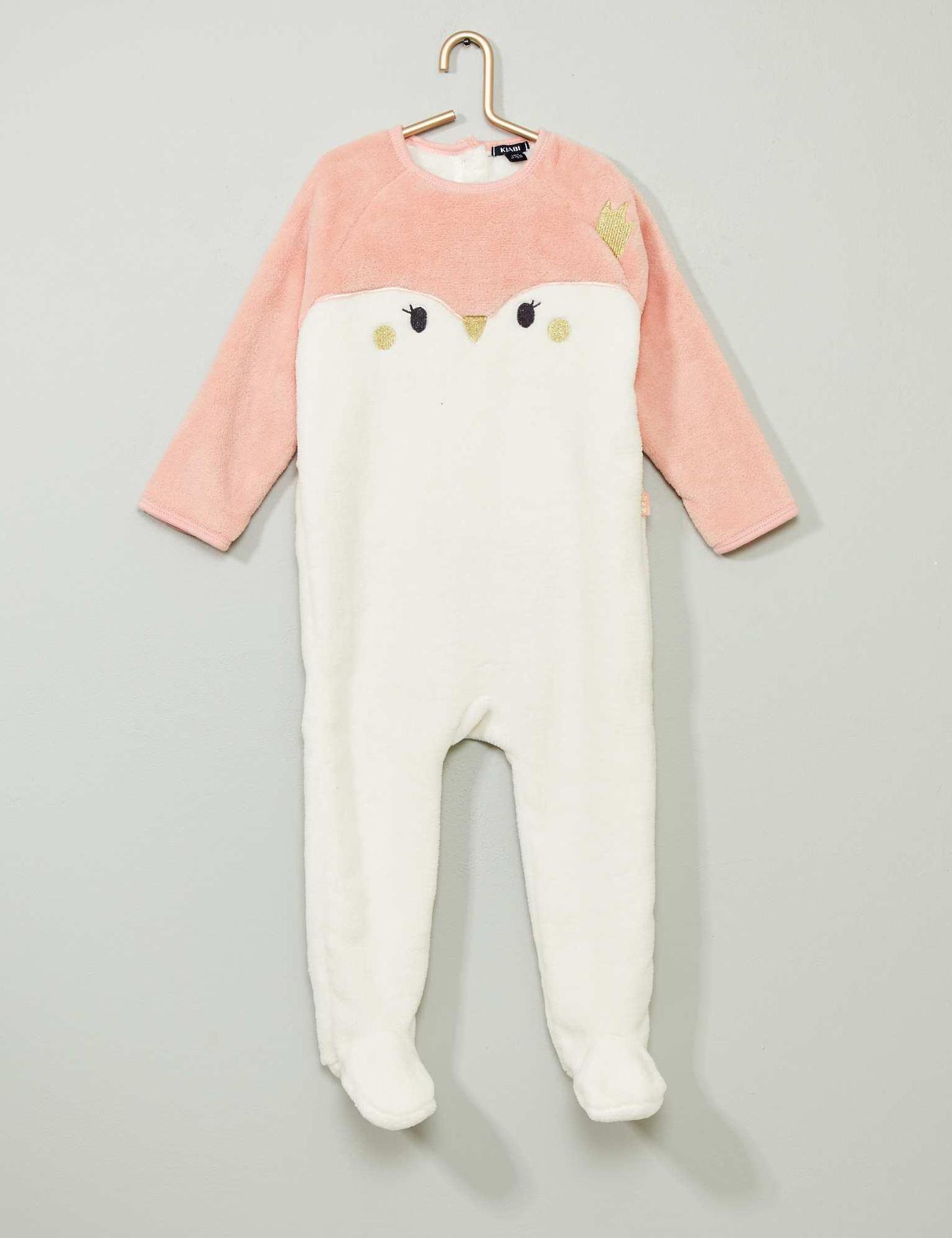 Buy Warm fleece sleepsuit Online in Dubai & Abu Dhabi  Kiabi UAE